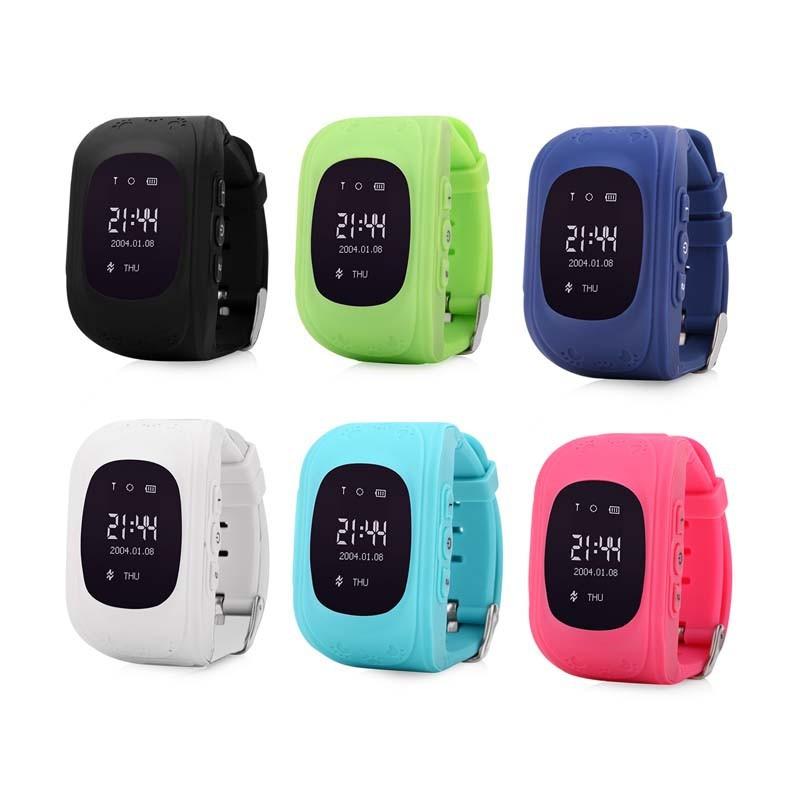 Đồng hồ cảm ứng thông minh giám sát trẻ nhỏ Q50s