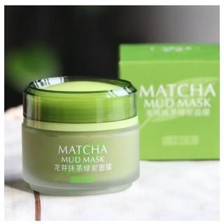 Mặt Nạ Bùn Đất Sét Matcha Laikou Mud Mask 85gr thumbnail