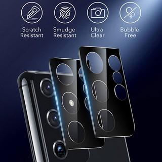 Cường Lực Bảo Vệ Camera Dành Cho Samsung S21 S21 plus S21 ultra 5g - Độ Cứng Siêu Bảo Vệ Cụm Camera thumbnail