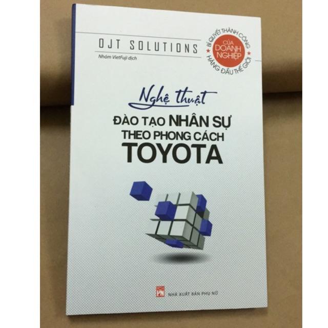 Sách - Nghệ Thuật Đào Tạo Nhân Sự Theo Phong Cách Toyota - 9786045649503