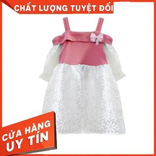 [Xả Kho] Đầm 2 dây nơ ngực ⚡️ 𝗙𝗥𝗘𝗘 𝗦𝗛𝗜𝗣 ⚡️ chất liệu 100% cotton phối chân váy ren