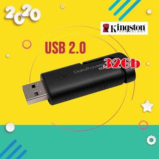 [Mã ELFLASH5 giảm 20K đơn 50K] USB Kingston Trek 32GB 16Gb USB 2.0 bảo hành 5 năm