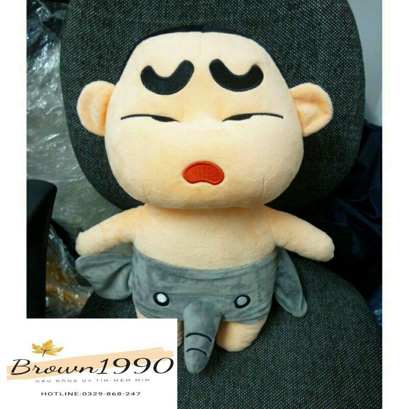 [CỰC HOT] Gấu bông CU SHIN dễ thương vải MINISO.CU SHIN bông.MUA NGAY