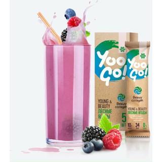 Thức uống đẹp da Yoo Go Young & Beauty Drink Mix (Wild Berries)