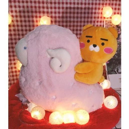 [KAKAO FRIENDS] Gấu Bông Ryan Cừu