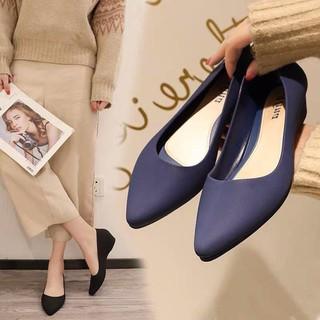 Giày Bệt Nữ Mũi Nhọn Công Sở G01 Sang Trọng Tiện Lợi