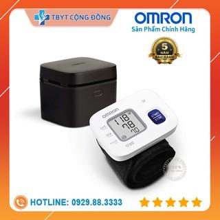 Máy Đo Huyết Áp Cổ Tay Omron - HEM-6161