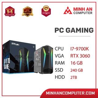 Máy Tính Đong Bộ Gaming Zotac MEK ULTRA-S13060 (i7, ram 16, ssd 240, HDD 2Tb, VGA 3060) thumbnail
