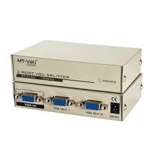 Bộ chia màn hình Viki MT-2150 2 port VGA Splitter (Trắng) -DC336 - 2642064 , 87823642 , 322_87823642 , 145000 , Bo-chia-man-hinh-Viki-MT-2150-2-port-VGA-Splitter-Trang-DC336-322_87823642 , shopee.vn , Bộ chia màn hình Viki MT-2150 2 port VGA Splitter (Trắng) -DC336
