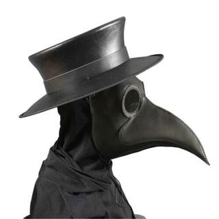 Mặt nạ hóa trang halloween hình chim y tế