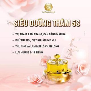 [HÀNG CHÍNH HÃNG] Siêu Trị Thâm Hôi Nách, Trị Thâm Mông,Trị Thâm Bikini BIHO LADI 5g