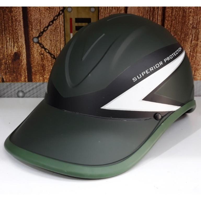 [BH12T]Nón thể thao – Chuyên bảo hộ xe máy