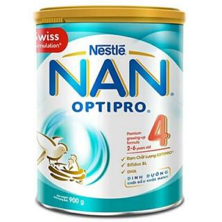 Sữa NAN Optipro 4 (900g) Cho Bé Từ 2 - 6 Tuổi thumbnail