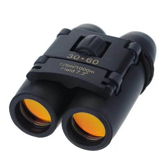 [FLOW SHOP để nhận ưu đãi lớn]  Ống nhòm 2 mắt 3D 30x60 (Đen)KA011-2649