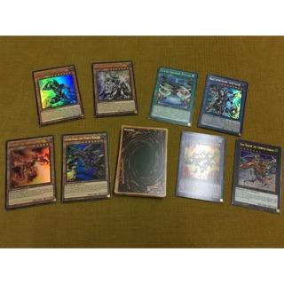 ĐỘC VÀ LẠ! Bộ bài YUGIOH! Phong cách Buster Blader (40 Cards)