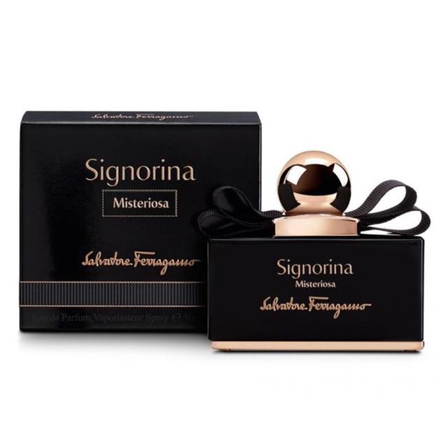 Nước hoa nữ Signorina 100ml(đen) - 2981310 , 1027974564 , 322_1027974564 , 2500000 , Nuoc-hoa-nu-Signorina-100mlden-322_1027974564 , shopee.vn , Nước hoa nữ Signorina 100ml(đen)
