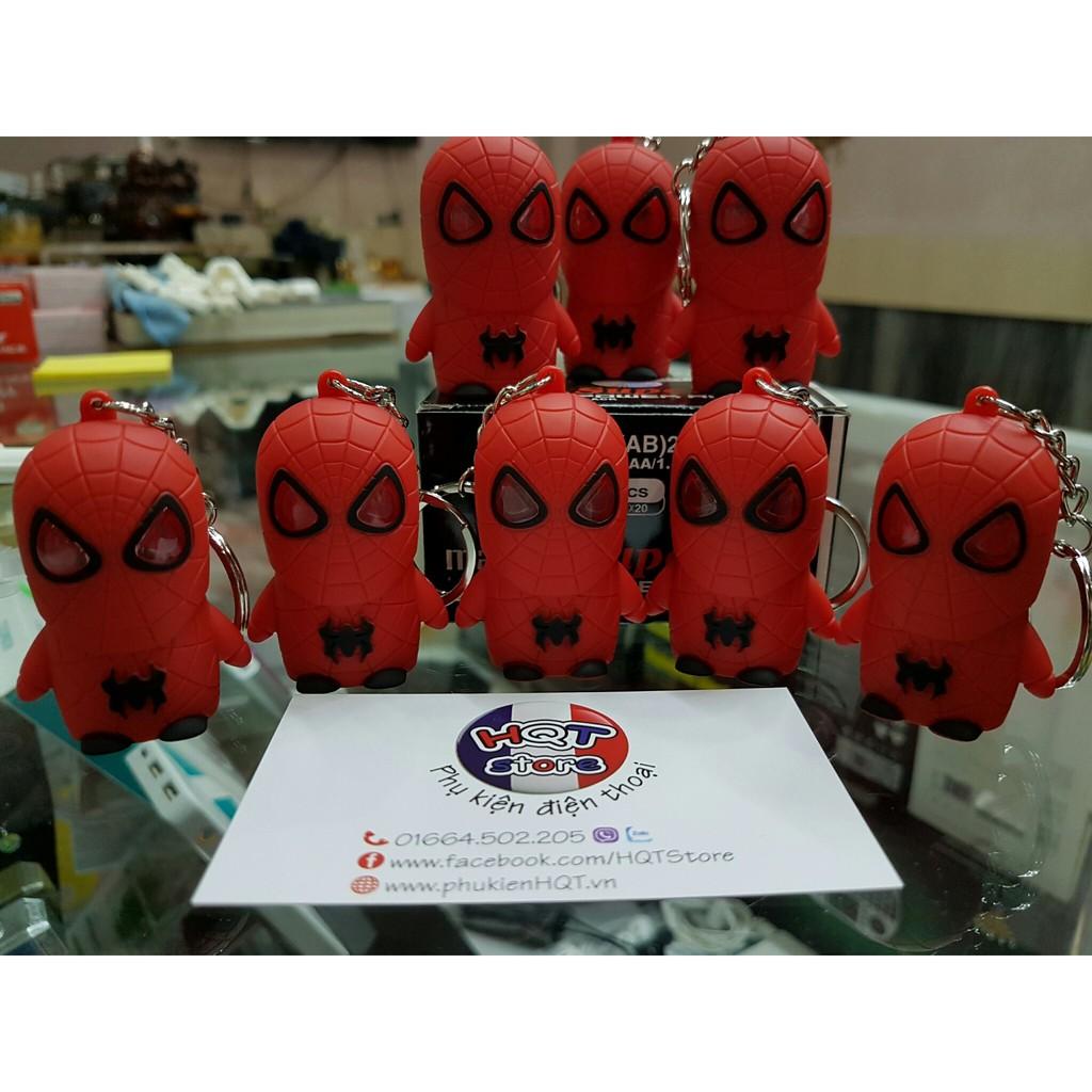 Móc khóa Spider Man Chibi