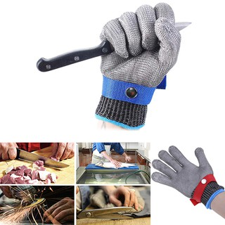 [miqin3.vn] Durable safety high performance cut proof stab stainless steel metal mesh glove CL