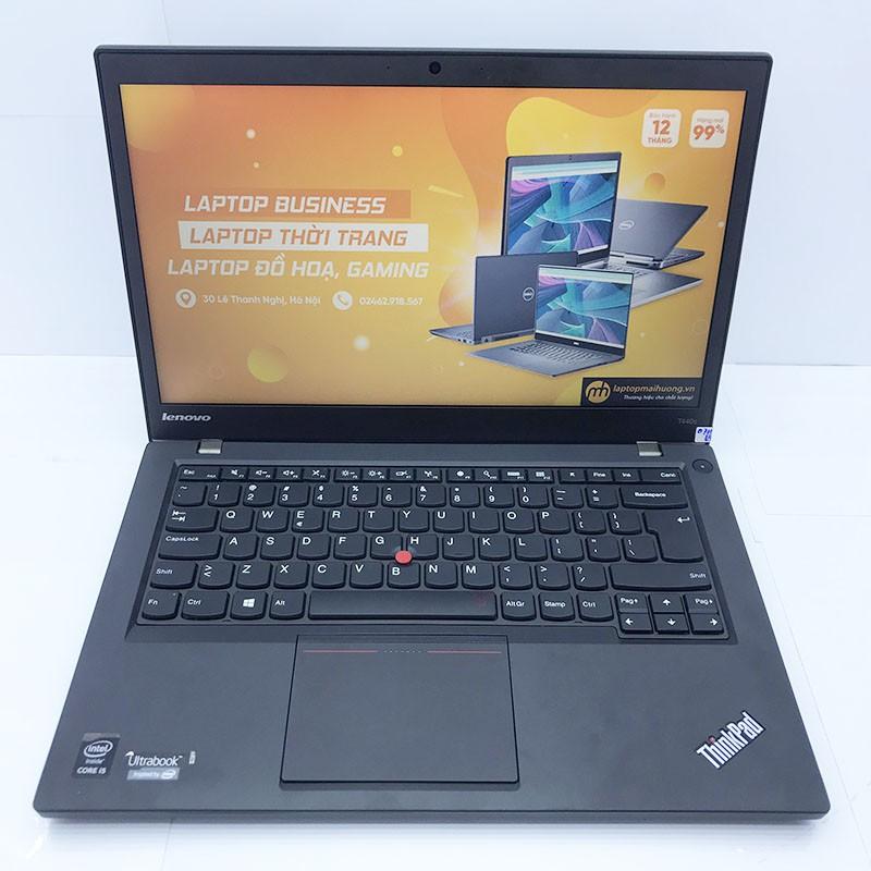Laptop Utrabook Thinkpad T440s core i5 4300u/ 6b/ 120Gb/ HD+ máy đẹp zin