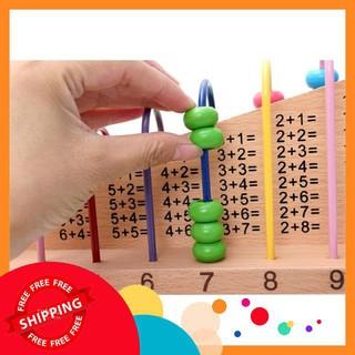 [BAO GIÁ SHOPEE] Bộ học toán cho bé (hotttt)