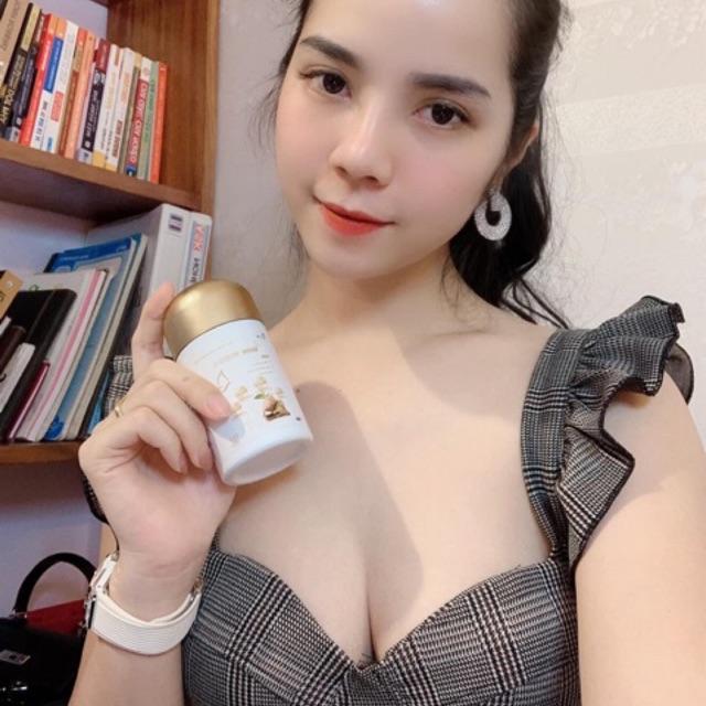 Viên Uống Nội Tiết Tố Nữ - TĂNG V1 từ 3-7cm