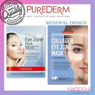 (Hàng Mới Về) Set 30 Miếng Mặt Nạ Mắt Collagen Nguyên Chất (1, 2, 3, 5, 7, 10, 14, 20 Gói thumbnail