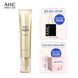 Kem Mắt Chống Lão Hóa Cho Toàn Mặt AHC Age Defense Real Eye Cream For Face 40ml thumbnail