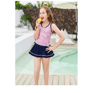 Đồ bơi cho bé gái size từ 30kg đến 50kg chân váy rời
