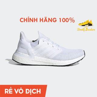 Giày Sneaker Thể Thao Nam Adidas Ultra boost 20 Trắng EF1042 - Hàng Chính Hãng - Bounty Sneakers thumbnail