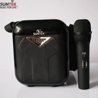 Loa karaoke Suntek YS-A21 + Tặng Mic karaoke