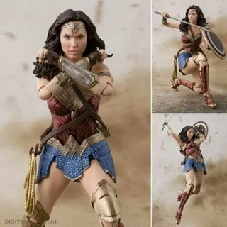 9F Mô hình Figure Wonder Woman SHF – Justice League
