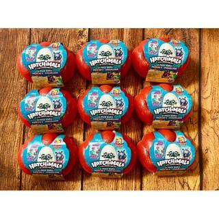 Set trứng hatchimals sò 6 quả