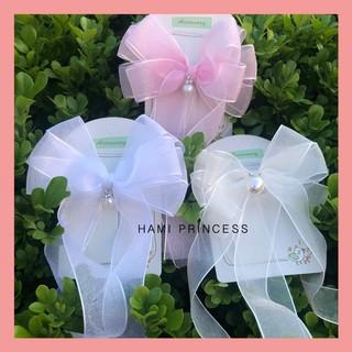 KẸP TÓC size to đính hạt tiểu thư cực xinh cho bé gái Hami_Princess