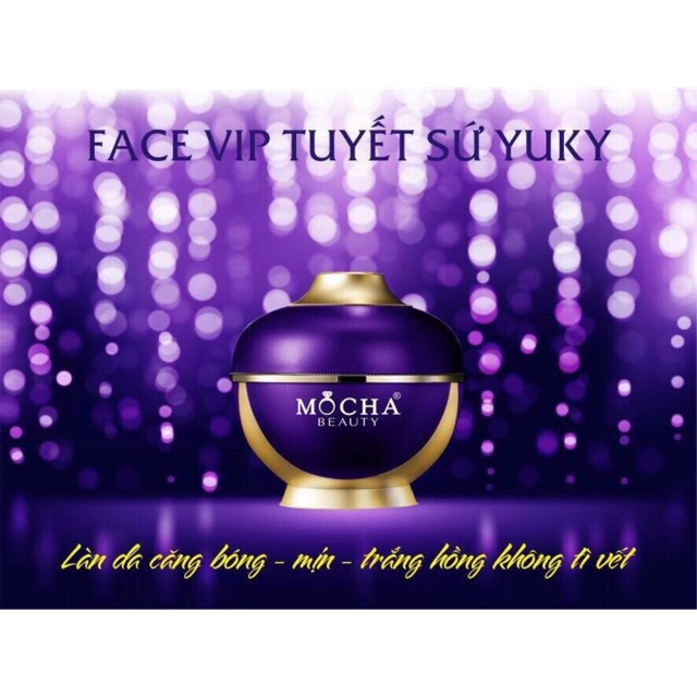 FACE VIP TUYẾT SỨ
