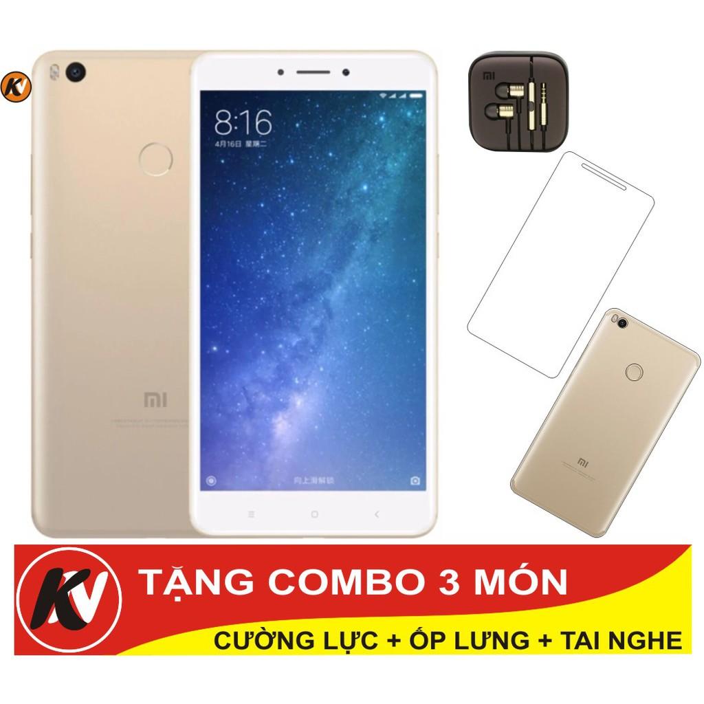 Combo Điện thoại Xiaomi Mi Max 2 64GB Ram 4GB - Hàng nhập khẩu + Cường lực + Ốp lưng + Tai nghe - 3392787 , 1162175079 , 322_1162175079 , 8000000 , Combo-Dien-thoai-Xiaomi-Mi-Max-2-64GB-Ram-4GB-Hang-nhap-khau-Cuong-luc-Op-lung-Tai-nghe-322_1162175079 , shopee.vn , Combo Điện thoại Xiaomi Mi Max 2 64GB Ram 4GB - Hàng nhập khẩu + Cường lực + Ốp lưn
