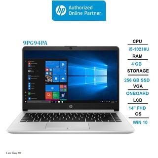 Laptop HP 348 G7 (9PG94PA) i5-10210U | 4GB| 256GB | Intel UHD Graphics | 14