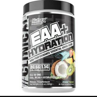 NUTREX EAA+ HYDRATION- BCAA ĐỪNG TRONG TẬP- 30 LIỀU DÙNG