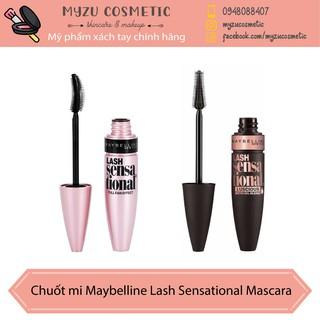 Chuốt mi Maybelline Lash Sensational Mascara
