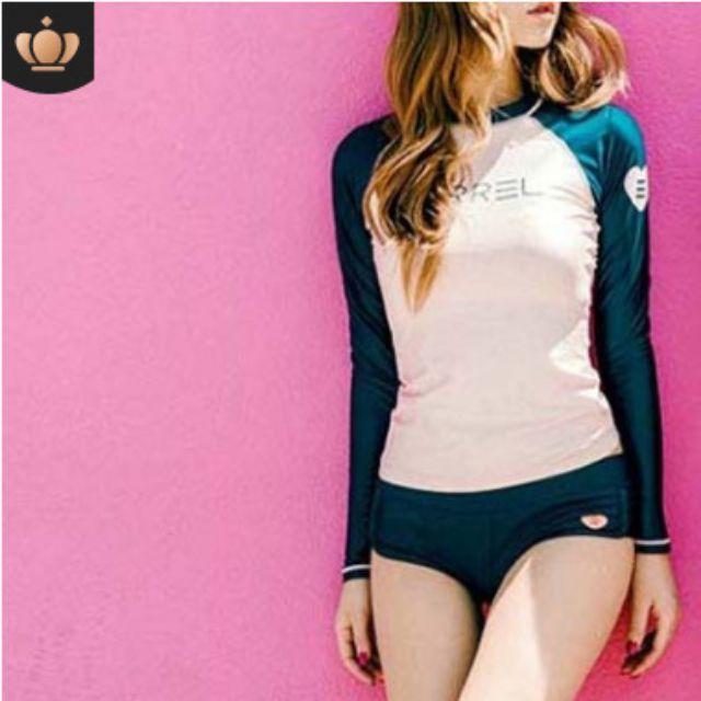Bikini Dài Tay Bộ bơi dài tay🏝Freeship🏝, đơn giản, kín đáo, chất siêu đẹp, tôn dáng.