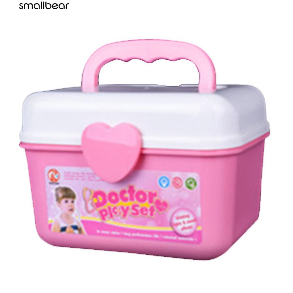 💮🐬Play Pretend Doctor Nurse Toy Kit Dentist Playset for 3 Years Old Boys Girls