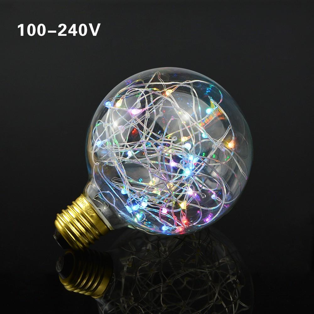 Bóng Đèn Edison Christmas 3W SGB04G95