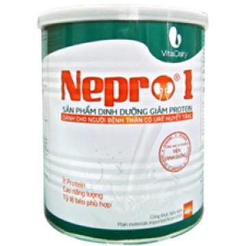 Sữa bột Nepro 1 900g (cho người bệnh thận)