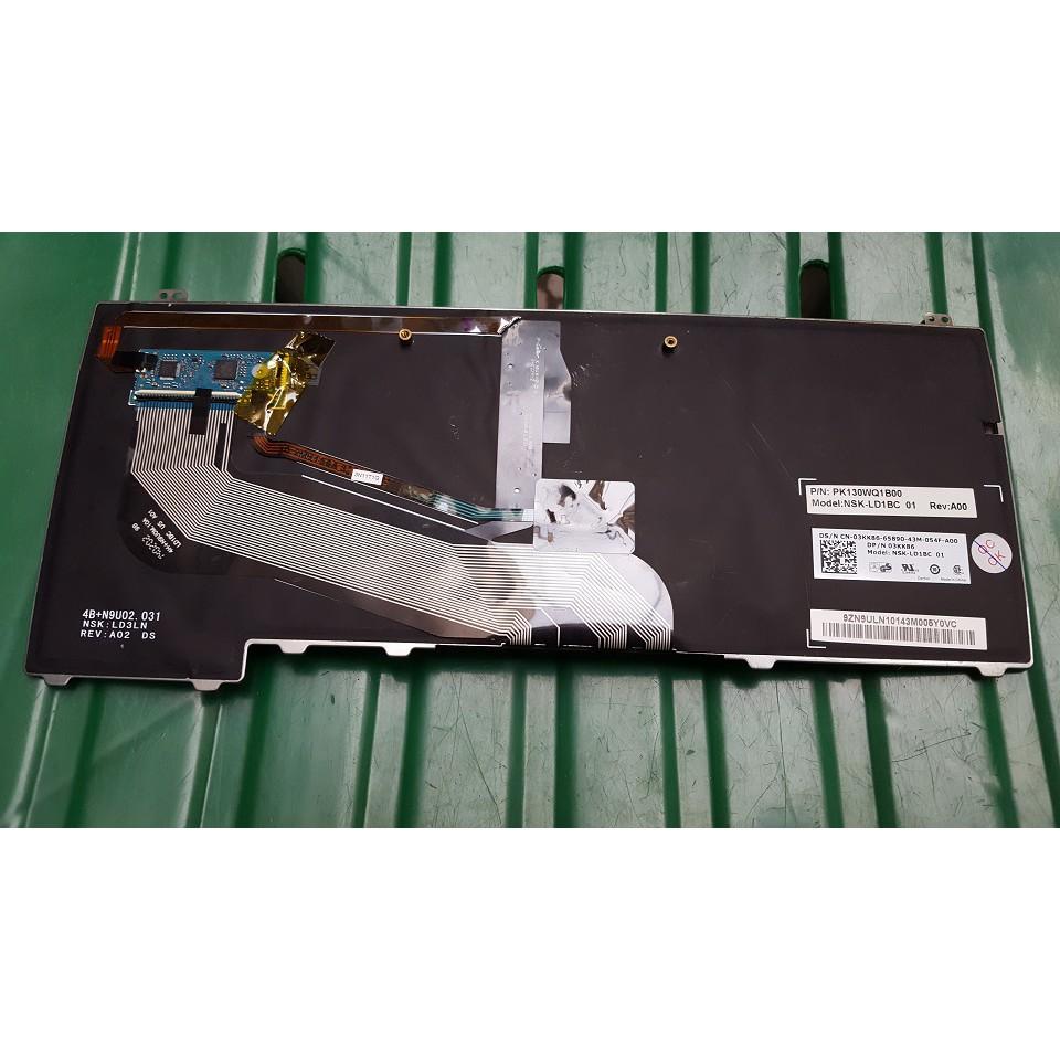Keyboard | bàn phím laptop dell latitude E5470, E5450, E5440