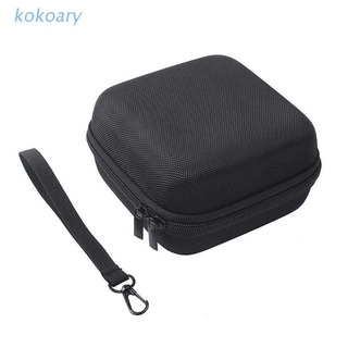 KOK Carrying Bag Storage Box Protective Case Shell Portable Travel Shockproof for Fujifilm Instax Square SQ6 Camera