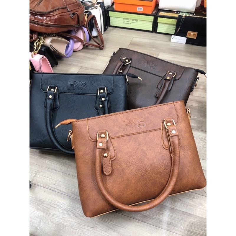 Túi xách nữ dáng công sở, set túi 3 chi tiết cao cấp thời trang giá rẻ