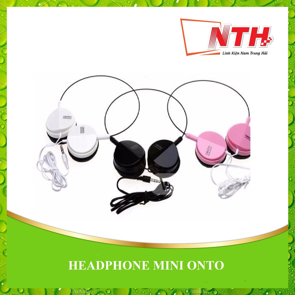 [NTH] HEADPHONE MINI ONTO