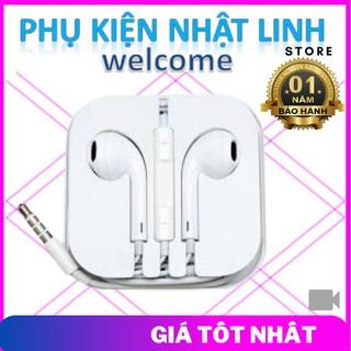 Tai Nghe,Tai Nghe Iphone Chân 3.5m Hàng Chính Hãng Bảo Hành 2 năm tương thich ip 5/6/5s/6p/6s......