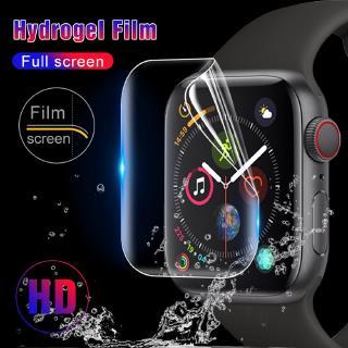 Phim Dán 9D Bảo Vệ Màn Hình Đồng Hồ Apple Watch Series 6 SE 1 2 3 4 5 Kích Cỡ 38 40 42 44mm thumbnail