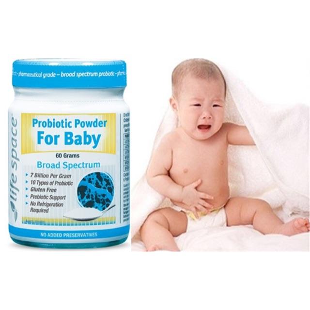 Probiotic Powder For Baby cho bé của Úc - Men vi sinh cho trẻ từ 0 - 3 tuổi