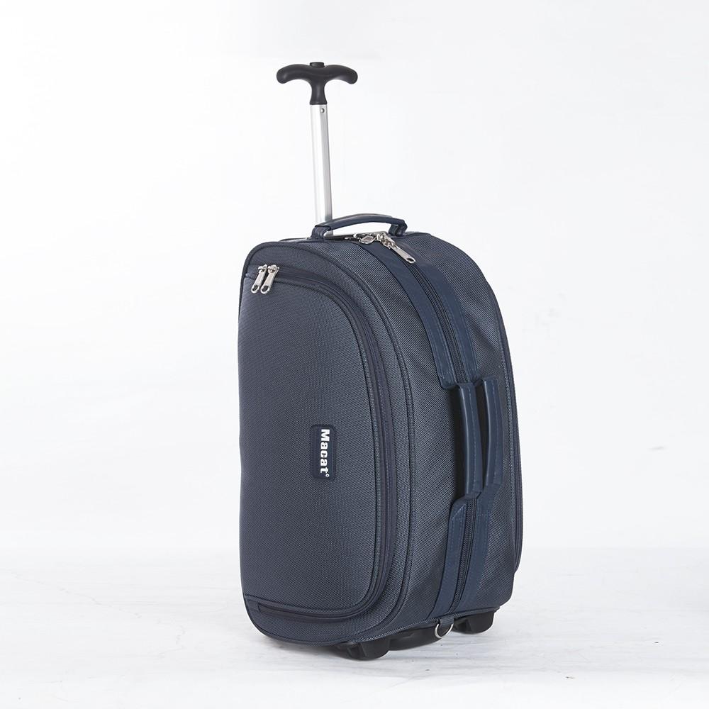 Túi kéo du lịch Macat Innova 5 (Navy)